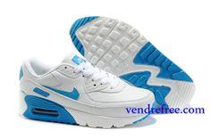 online store 188da ba91e Vendre Pas Cher Enfants Chaussures Nike Air Max 90 0015 En ligne Magasin En  France.