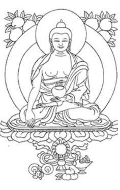 buddhism coloring pages 7 Best buddist coloring page images | Coloring pages, Buddhism  buddhism coloring pages
