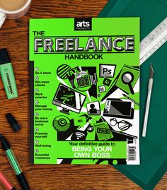 The Freelance Handbook: Be Your Own Boss This Year (buy a copy online)
