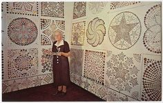 Mrs. Warther's Collection of 50,000 Buttons  Museum in Ohio