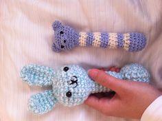 Crochet toys for baby