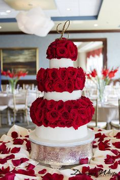 My Actual Wedding Cake By Custom Shoppe Va Beach Flowers Portsmouth Floral Photography Dwayne White Coordinated