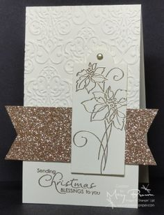 Christmas Blessings by stampercamper - Cards and Paper Crafts at Splitcoaststampers