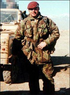 Corporal Bryan Budd, VC (POSTHUMOUS) 1977-2006—3rd Battalion, Parachute Regiment.