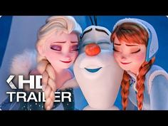 Olaf, Disney Presents, Animation, Clips, Youtube, Anna, Humor, Disney Princess, Movie Posters