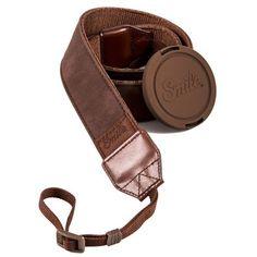 INDI STYLE SMILE Camera strap / correa cámara / accesorios fotografía / photo accessories / lens cap / tapa objetivo