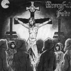 Mercyful Fate - Mercyful Fate (1982)