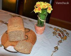 Grahamový chlebík so sušeným droždím
