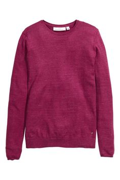Finomkötött pulóver   H&M