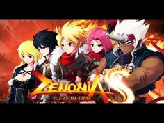 Zenonia S Rifts in Time v.1.1.0 APK Mod Unlimited Zen Coupons Android iO...