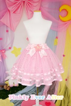 Twinkling Star Tulle Skirt by Pinkly Ever After