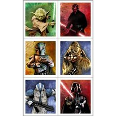 Star Wars Party Favors  Star Wars Stickers ** To view further for this item, visit the image link.Note:It is affiliate link to Amazon.