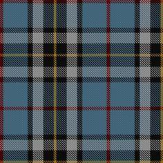 MacTavish Clan Dress Tartan