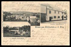 Schönstein - Gasthof Hundhausen 1903