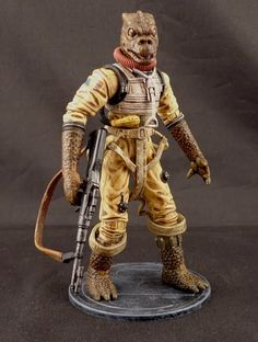 Stronox's Custom Lab: Star Wars Bossk