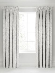 Senna lined curtains silver Lounge Curtains, Lined Curtains, House Of Fraser, Home And Garden, Silver, Home Decor, Fashion, Moda, Decoration Home