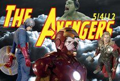 Haha! this is my version of The Avengers, headed by Ironbulldog. That's my english bulldog, Diesel. #bulldog