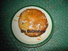 AS PAPINHAS DOS BABINHOS: Queques de Laranja - http://aspapinhasdosbabinhos.blogspot.pt/2010/01/queques-de-laranja.html
