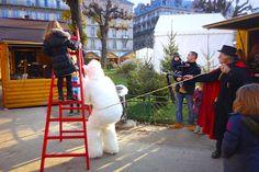 Marché de Noël de Grenoble 2013 ©L.Ravier/OTG