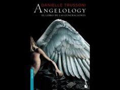 """""""Angelology"""" / """"El libro de las generaciones"""" by Danielle Trussoni."""