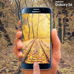Fotografías de colores vibrantes y nitidez superior con sólo apretar el botón central de tu Galaxy S6.