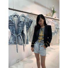 Denim, Jackets, Style, Fashion, Down Jackets, Swag, Moda, Fashion Styles, Fashion Illustrations