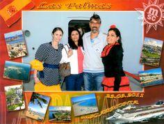 Excursão a Las Palmas feita com a MSC no navio de Cruzeiro Armonia.
