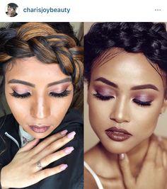 Karrueche Inspired Hair & Makeup Tutorial: https://youtu.be/6aMdiojW6Es