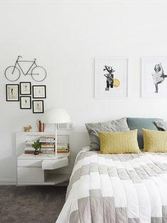 Grummet-bedroom