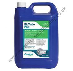 BioTurbo Plus High Performance Foaming Cleaner 5ltr Biolink - £10.90 ex. VAT