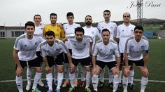 Plantilla do CF Dumbría preferente