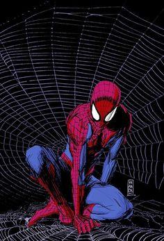 Spider-Man - Gilles Vranckx