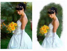 Tutorial: Paint a Watercolor Bridal Portrait with Corel Painter - Digital Image Magazine