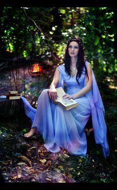 Arwen Undomiel - Lord Of The Rings by ~LicorneZsu on deviantART