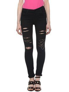 Vintage Classic Ankle Length Skinny Jeans Skinny Fit Jeans, Ankle Length, Black Jeans, Classic, Fitness, Pants, Vintage, Fashion, Gymnastics