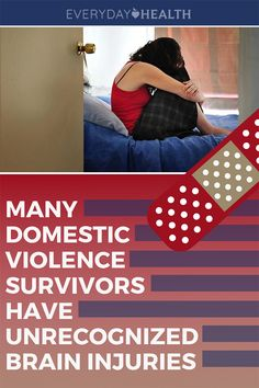 Many survivors of domestic violence may not realize they're at risk for a #brain injury.