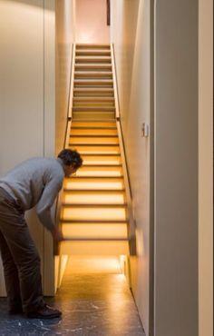 Passageway Under The Stairs.