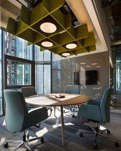 Deloitte headquarters by BİGG Mimarlık, Istanbul Turkey office