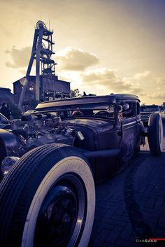 Photograph Kustom Kulture Forever 2013 by Der Sand on 500px