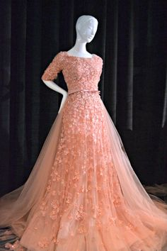 10 Couture Takes on Disney Princess Dresses | Mental Floss  http://mentalfloss.com/article/52192/10-couture-takes-disney-princess-dresses