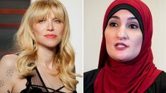 Courtney Love slams pro-Palestinian activist Linda Sarsour: 'You're a vile disgrace to women and all mankind'   Fox News