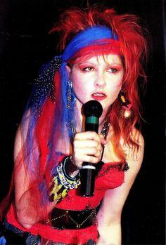 Cyndi Lauper, Creem Magazine