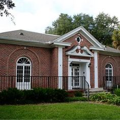 The Matheson Museum is a great place to learn about the history of Gainesville and Alachua County
