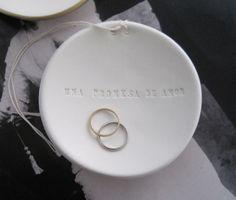 Nueva colección de Paloma's Nest de sus ring bearer en español ¡Love it!
