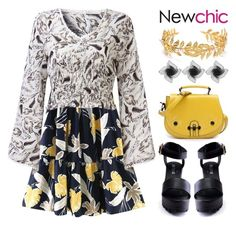 """newchic (09)"" by itsybitsy62 ❤ liked on Polyvore"