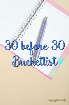 30 before 30 Bucketlist: Countdown to my Birthday Lists To Make, How To Start A Blog, 30 Before 30, You Are Beautiful, Life Inspiration, Follow Me On Instagram, 30th Birthday, Are You Happy, Inspirational Quotes
