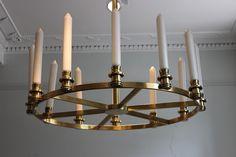 Outstanding Art Deco Ceiling Light