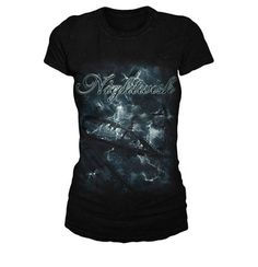 Storm, Girlie T-shirt - Nightwish