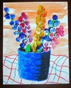 Spring Still Life - 1st Grade