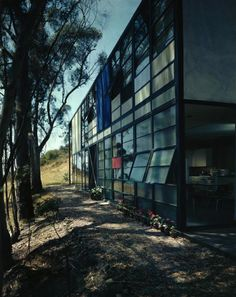 Case Study House 8. Charles and Ray Eames